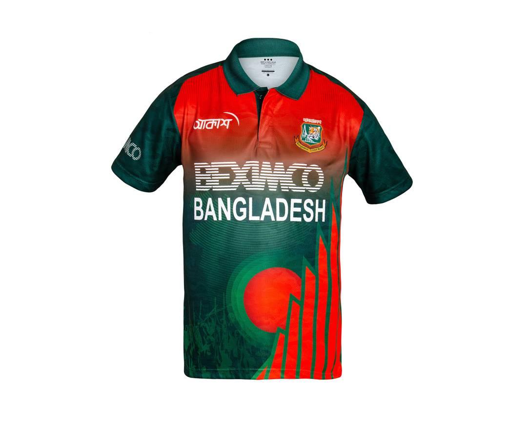 Bangladesh Cricket Team Jersey 2021