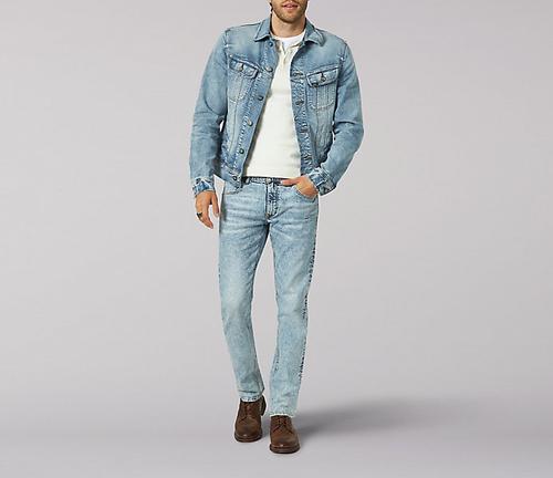 Men S Fashion Winter Jeans Jacket Tops By Noor